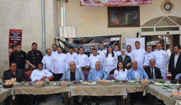 Türkiye Aşçılık Yarışması Gaziantep\'te yapılacak