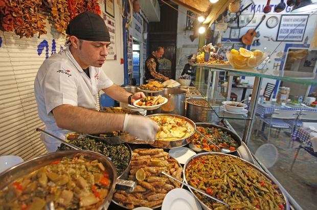 Ege, gastronomide dünya çapında