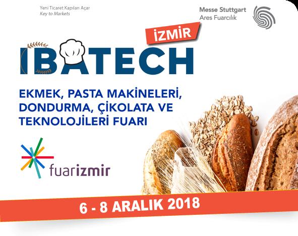 IBATECH İzmir : 6-8 ARALIK 2018