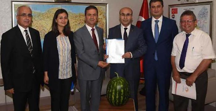 'Adana karpuzu' markalaşıyor