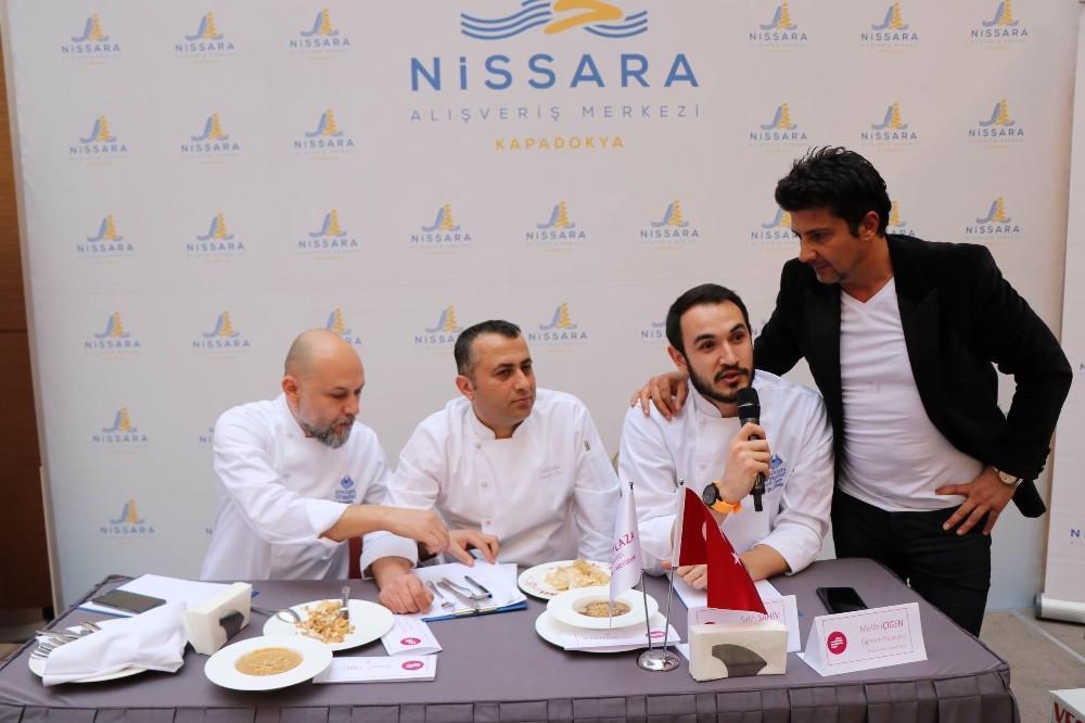 Nevşehir\'in Unutulmaz Lezzetleri Yemek Yarışması Düzenlendi