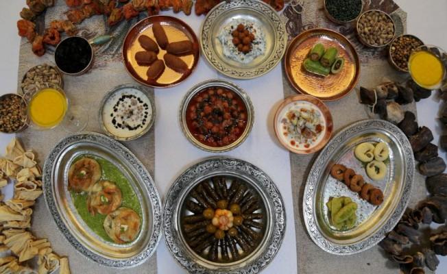 Gastronomi kentinin lezzetleri iftar sofralarını süslüyor
