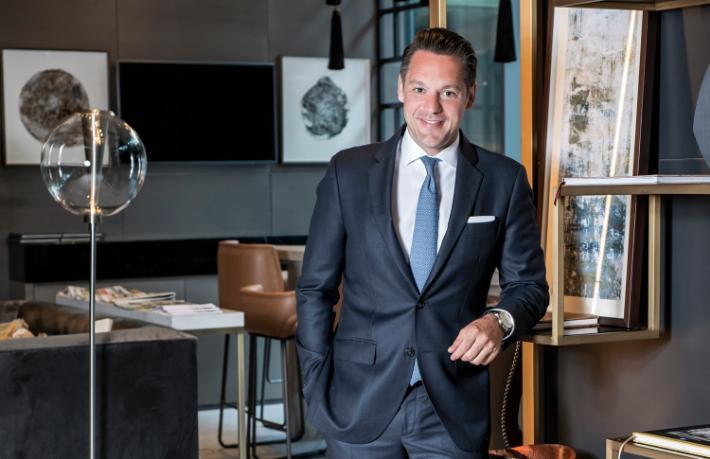 Kai Winkler: Türkiye\'deki otel projelerimiz devam edecek