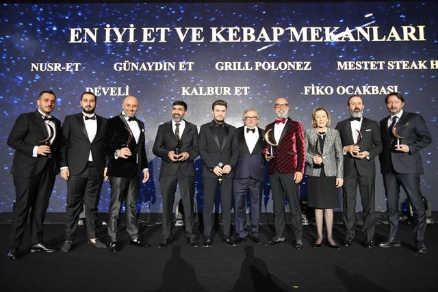 Gecce Mekan Ödülleri 2019 muhteşem bir tören ile sahiplerini buldu!