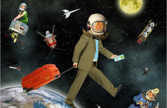 NASA uzay turizmi işine giriyor