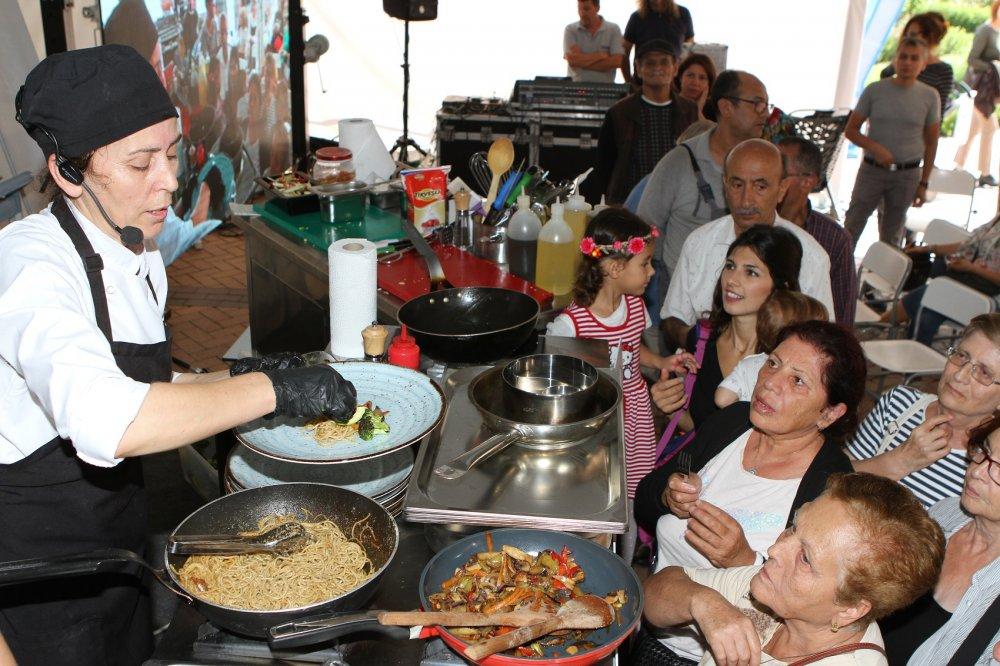 MaviBahçe Gastronomi Festivali Başladı