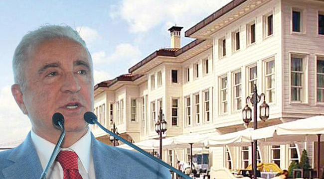 Hotel Les Ottomans'ın icradan satışına itiraz etti