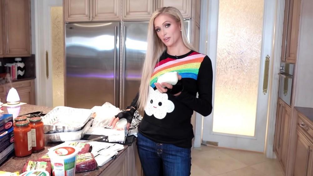 Paris Hilton yemek programı yapacak