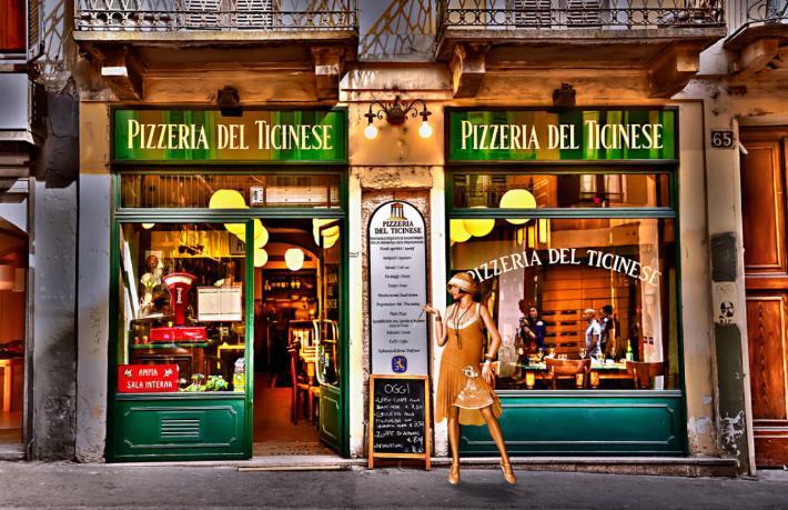 İtalya'da restoranlar ve barlar yeniden açılıyor