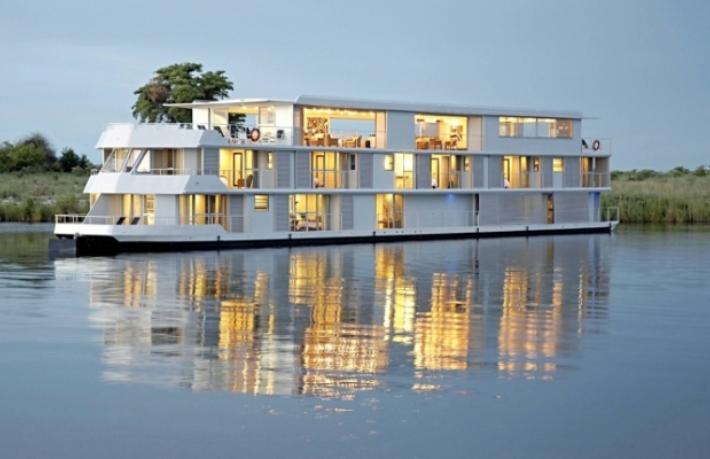 Van Gölü'ne yüzer otel geliyor