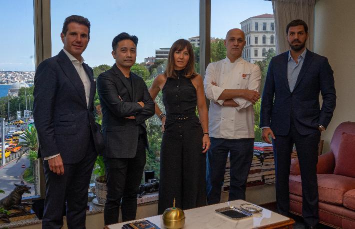 Dünyaca ünlü restaurant, The Ritz-Carlton İstanbul'da açılıyor