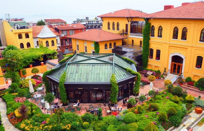 Four Seasons Hotel Istanbul At Sultanahmet renovasyona giriyor