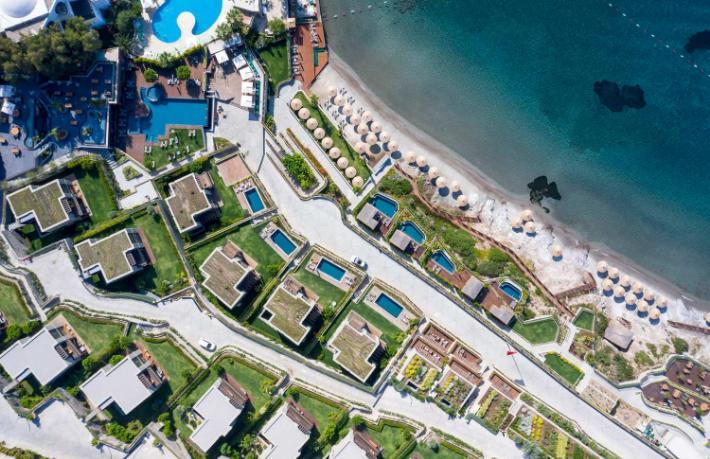 Mett Hotel & Beach Resort Bodrum 1 Mayıs'ta açılıyor
