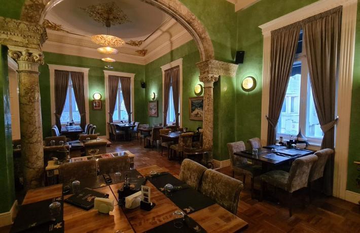Bükreş'te Türk mutfağını Imperial Restaurant temsil ediyor