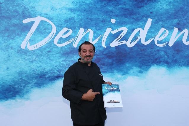 Masterchef Mehmet Yalçınkaya'nın kitabı