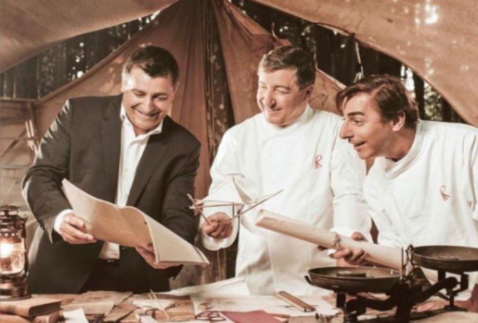 Roca kardeşler 'Normal' isimli yeni restoranlarını açıyorlar