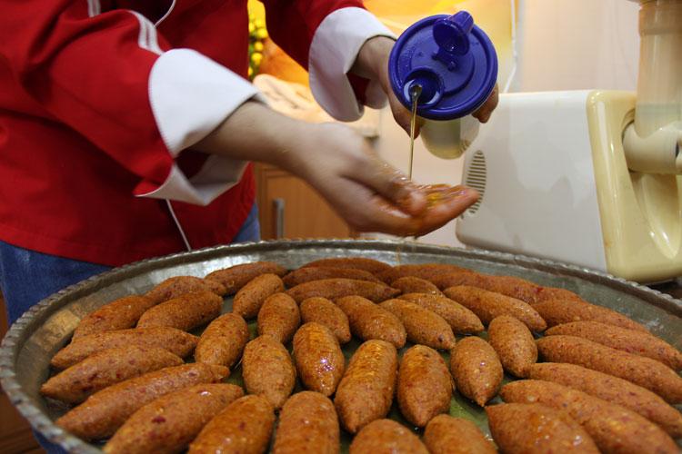 Gastronomi kenti Hatay'da ramazan sofralarını 'oruk' süsleyecek