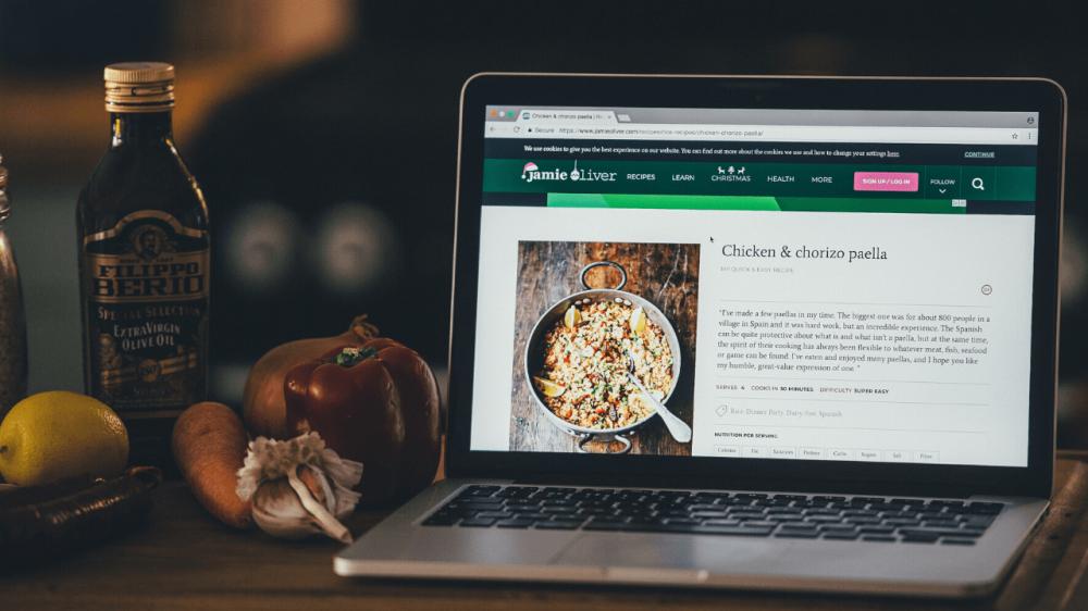 Yemek tarifleri içerikli siteleri ziyaret edenlerin sayısı yüzde 139 arttı
