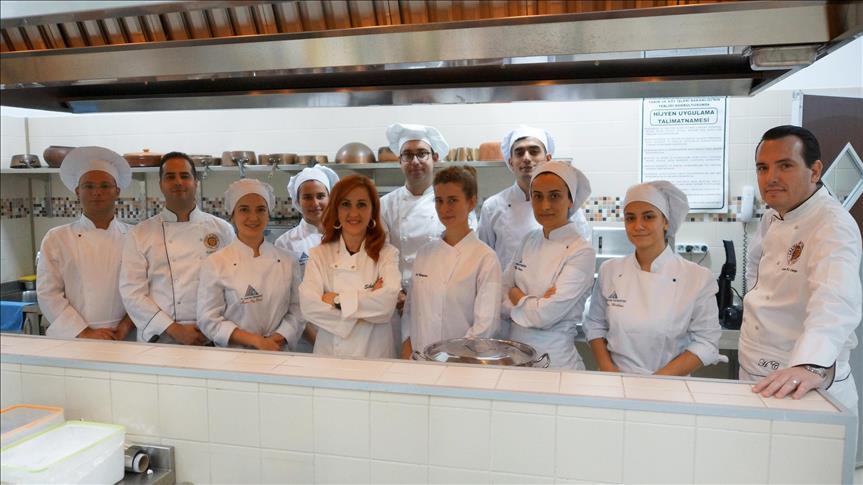 Yeditepe Üniversitesi'nden Boston Üniversitesi'nde sınavsız gastronomi yüksek lisansı olanağı