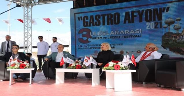 UNESCO Gastronomi Şehirlerinde Sürdürülebilirlik Paneli Yapıldı