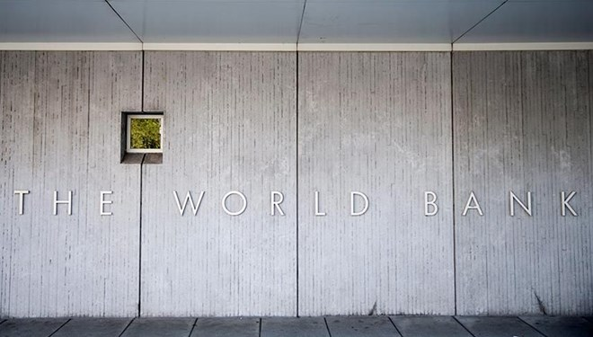 Dünya Bankası yetkilisinden