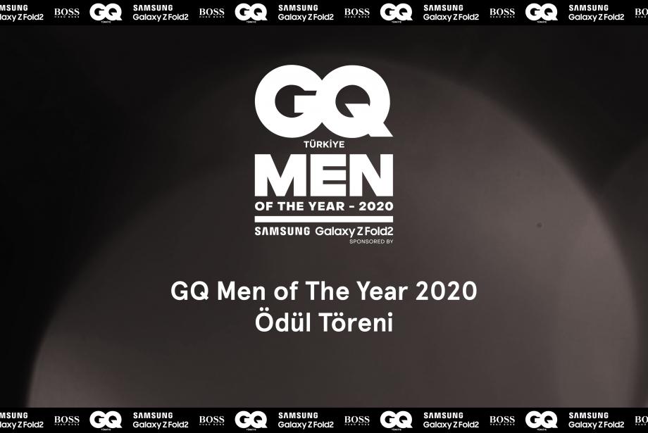 GQ Türkiye Men Of The Year 2020